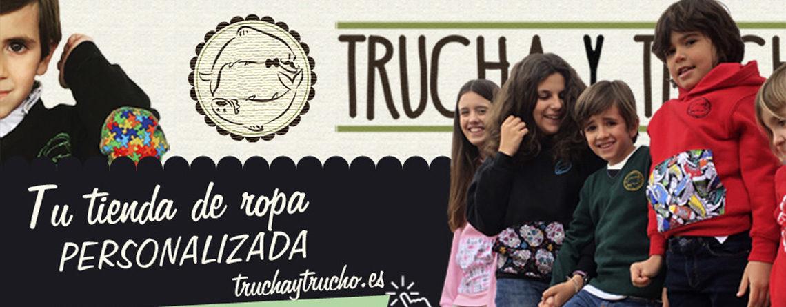 Ropa personalizada Trucha y Trucho
