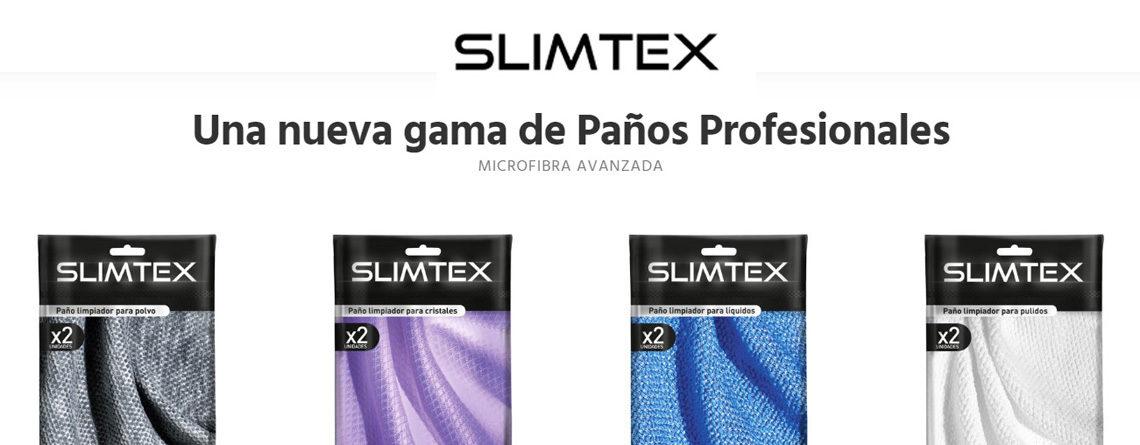 Slimtex paños profesionales